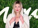 Kate Moss: Schwärmerei für neue Kollektion