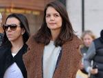 Katie Holmes: Kehrt dem Mode-Business den Rücken
