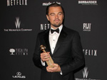 Golden Globes 2016: Leonardo DiCaprio räumt ab