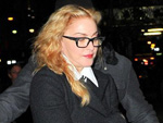 Madonna: Sorgerechts-Streit droht