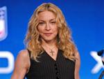 Madonna: Im Bühnen-Outfit verhäddert