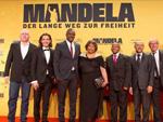 """""""Mandela – Der lange Weg zur Freiheit"""": Premiere im eisigen Berlin"""