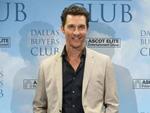 Matthew McConaughey: Beim Cannes-Publikum gnadenlos durchgefallen