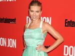 Scarlett Johansson: Bis über beide Ohren verliebt