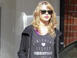 Taylor Swift: Hängt oft an der Strippe