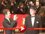Hollywood-Stars bei der Eröffnung der 64. Berlinale