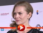 Anna Loos beim Deutschen Schauspielerpreis 2014