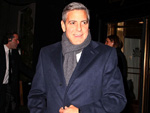 George Clooney: Verregnetet Flitterwochen