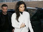 Kim Kardashian: Nackt-Selfie als Schwangerschafts-Beweis
