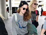 Kristen Stewart: Orange Haarpracht