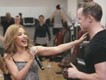 Kylie Minogue: Privatvorstellung für einzelnen Fan