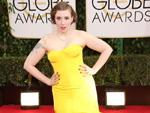 Lena Dunham: Unterwäsche-Foto sorgt für Aufsehen