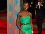 Lupita Nyong'o: Bedankt sich bei Prada