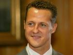 Michael Schumacher: Ist wieder zu Hause