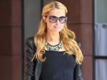 Paris Hilton: Trägt sich selbst