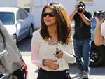Selena Gomez: Weist sich selbst ein