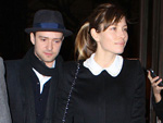 Jessica Biel und Justin Timberlake: Gute Laune bei GLSEN Respect Award