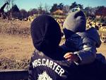 Beyoncé: Familienausflug in den Zoo