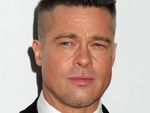 "Brad Pitt: Warnt ""Grammy-Crasher"" Sediuk"