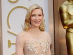 Cate Blanchett: Flotter Dreier mit Oscar und Ehemann