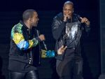 Jay Z: Trauzeuge für Kim und Kanye