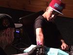Justin Bieber: Tattoos in gefährlicher Höhe