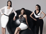Kim Kardashian: Clan schon in Paris
