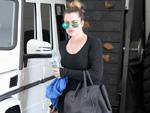 Khloe Kardashian: Notlandung in Las Vegas!