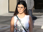 Kourtney Kardashian: Heiß auf Harrison Ford