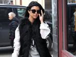 Kourtney Kardashian: Geburtstag mit Milchpumpe
