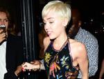 Miley Cyrus: Der Verlobungsring ist zurück