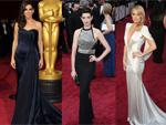 Oscars 2014: Das waren die Trends auf dem roten Teppich