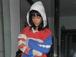 Rihanna: Verschwindet auf dem Männerklo