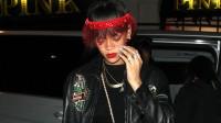 Rihanna: Bringt ihrer Nichte das Nägel lackieren bei