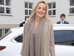 Sharon Stone: Unterwegs in Berlin