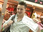 """Andreas Gabalier: """"Ich bekomme BH's mit Telefonnummern!"""""""
