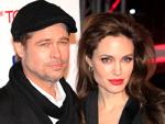 Brad Pitt: Sorge um Angelina Jolie