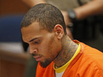 Chris Brown: Gefangenentransport nach Washington DC