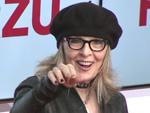 Diane Keaton: Männer gaben ihr Selbstvertrauen