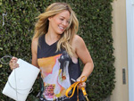 "Hilary Duff: Mit Ex-Mann auf dem ""Coachella""-Festival"