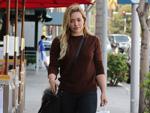 Hilary Duff: Schläft mit Revolver unterm Kopfkissen