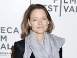 Jodie Foster: Heimliche Hochzeit mit Freundin?