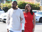"Papa Kanye West: ""Happy"" beim Shoppen fürs Baby"