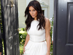 Kim Kardashian: Erschlankt am Flughafen