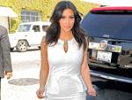 Kim Kardashian: Heißes Badeanzug-Selfie