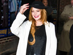 Lindsay LOhan: Zurück im Party-Modus