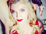 Madonna: Lehm als Schönheitsgeheimnis