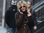 Meg Ryan: Glatt gebügelt in Paris