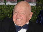 Mickey Rooney: Hollywood trauert um Schauspiellegende