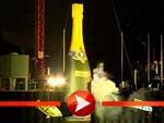Die Rache des Riesen-Champagner